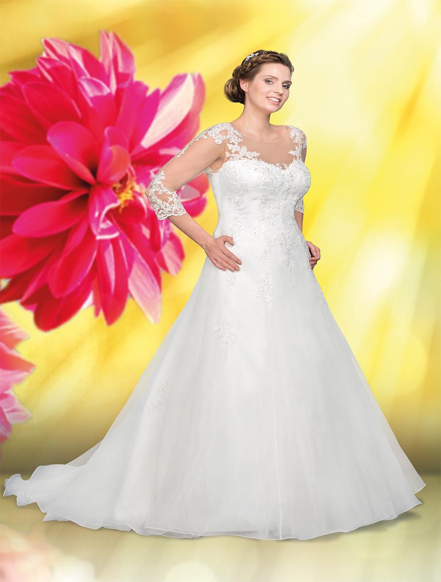Brautkleid Lohrengel   Seeg Braut Festmode Brautmode Lohrengel